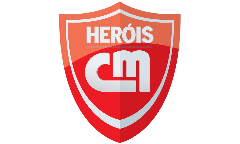 Logo heróis