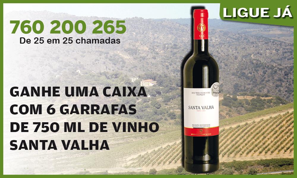 Vinho Santa-Valha