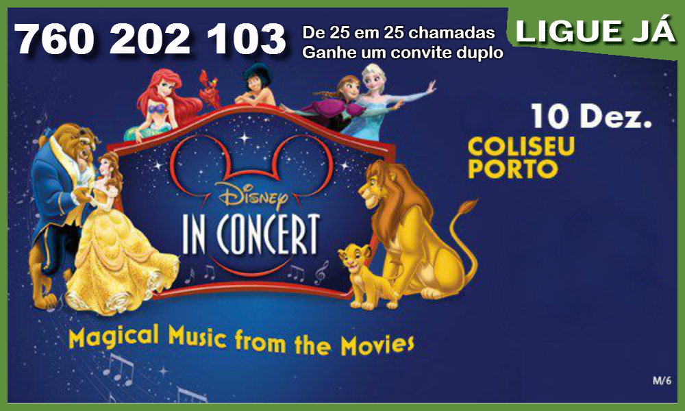 Internet_Disney In Concert Porto